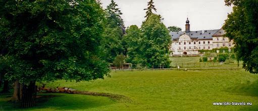 Photo: Tambach. Wildpark slot Tambach.