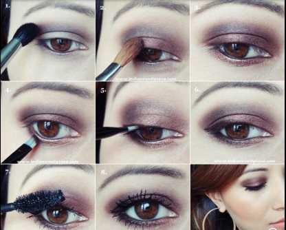 Eyes Make Up Tutorial