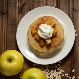 DIY Whole Grain Oatmeal Pancake Mix