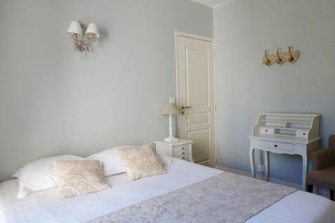 Luxury bedroom at Rue de la Cossonnerie