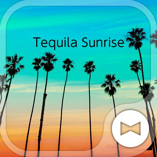 Cool Wallpaper Tequila Sunrise Theme