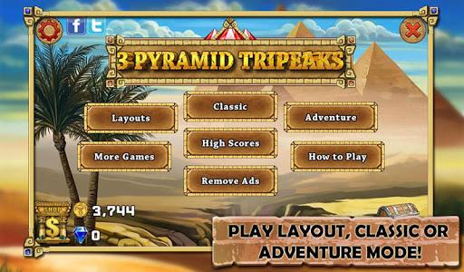 3 Pyramid Tripeaks v1.0.167