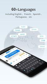 GO Keyboard Lite + Emoji Screenshot 3
