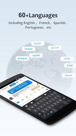 GO Keyboard Lite + Emoji 2.60 screenshot 219474