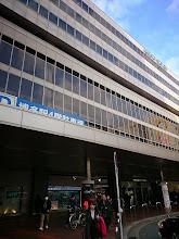 Photo: 着きました。「博多駅」です。