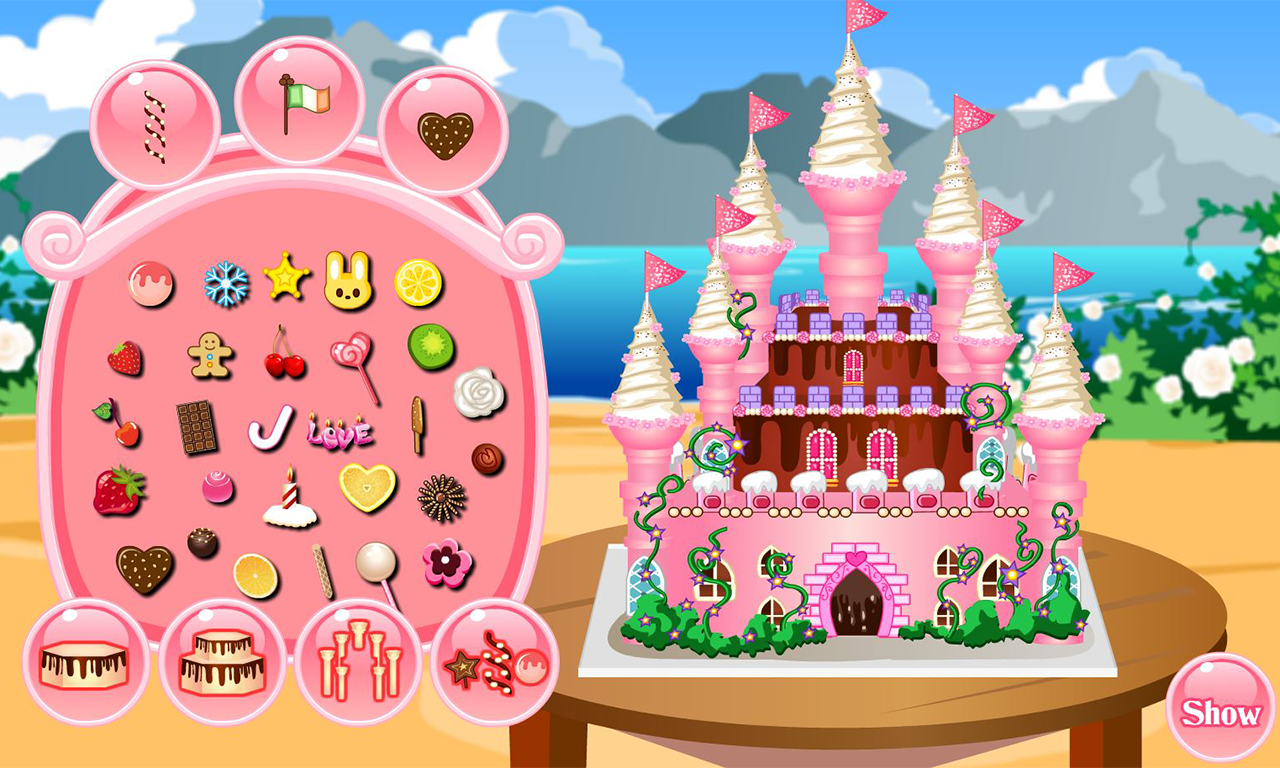 Princess Castle Cake Cooking - Android Apps on Google Play