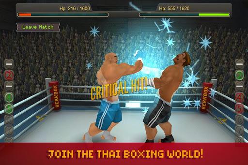 Thai Boxing League