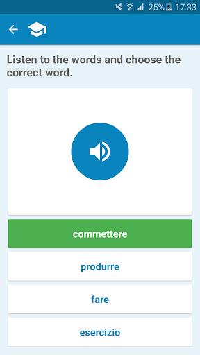 German-Italian Dictionary 2.0.1 screenshots 7
