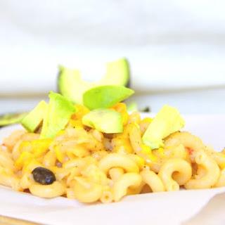 Sour Cream and Salsa Pasta Delicioso
