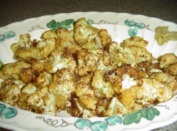 Cauliflower Poppers Recipe