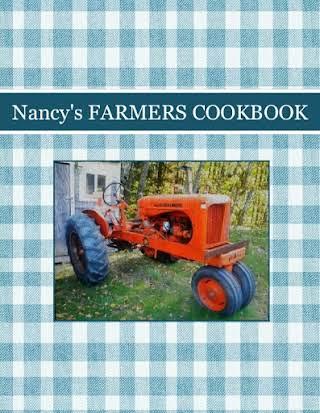 Nancy's FARMERS COOKBOOK