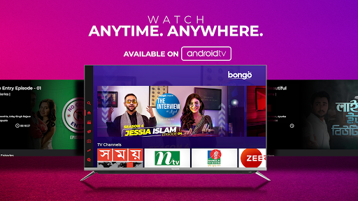Bongo - Watch Movies, Web Series & Live TV screenshots 8