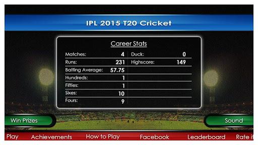 Crazy IPL 2015
