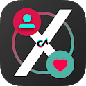 TikPopular for tik tok followers, likes, fans icon