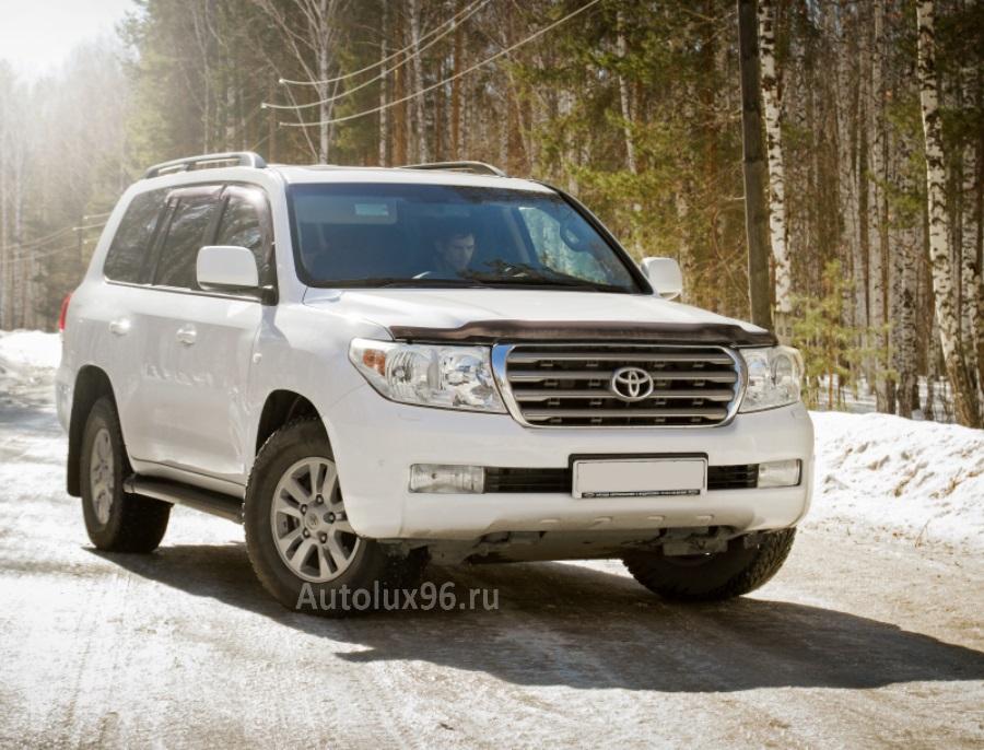 Toyota Land Cruiser 200 в Екатеринбурге