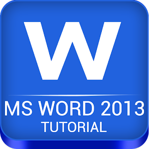 Tutorial for MS Word Free