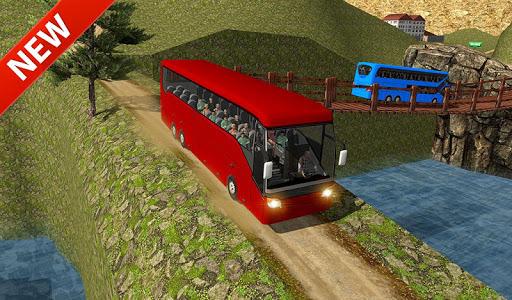 Uphill offroad bus driving sim 1.0.8 screenshots 20