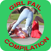 Girls Fails Compilation 👯