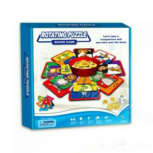 Joc educativ Rotating Puzzle
