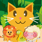 QCat-Toddler Game:Animal(Free)