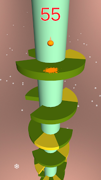 Helix Jump Down