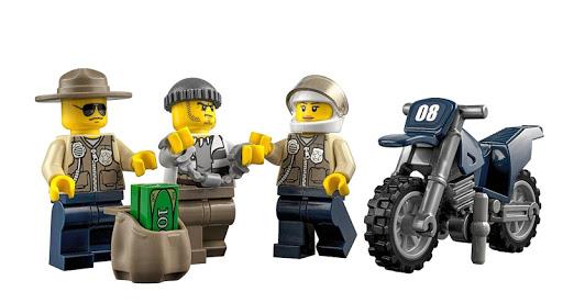 Police Minifigures