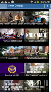 Knox College- screenshot thumbnail