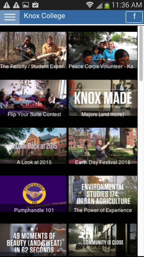 Knox College- screenshot