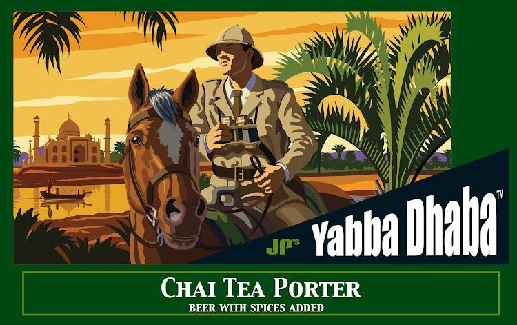 Logo of JP's Yabba Dhaba Chai Tea Porter