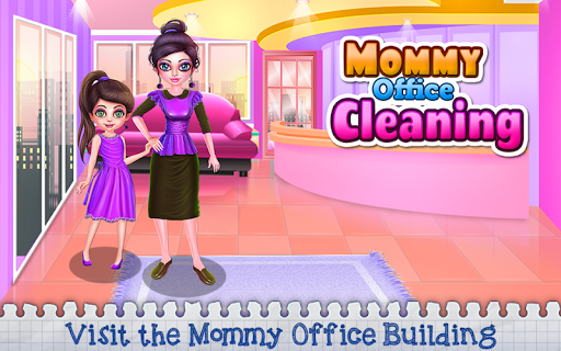 Mommy Office Cleaning screenshots 1