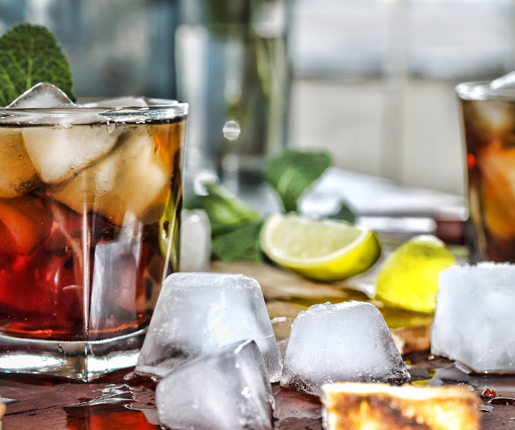 The Cuba libre is one of many classic cocktails that wouldn't be complete with a splash of rum.