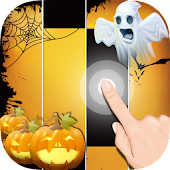 Piano Music Tiles 3: Halloween Song