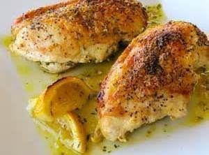 Baked Chicken, Russian Style Recipe
