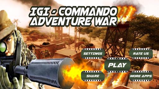IGI Commando Adventure War