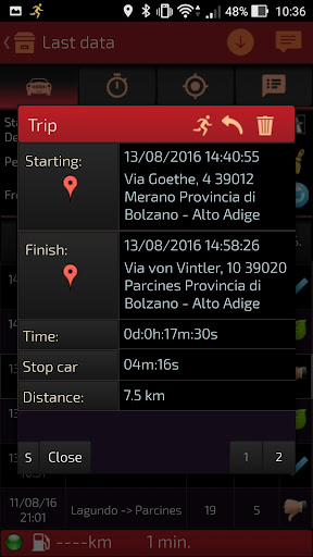 Smart Control Premium (OBDII) - screenshot