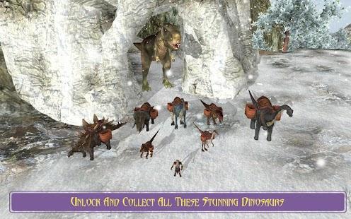 Extreme Dino Rex Snow Cargo- screenshot thumbnail