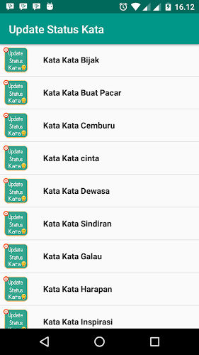 Update Status Kata On Google Play Reviews Stats