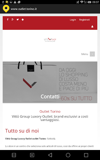 Outlet Torino
