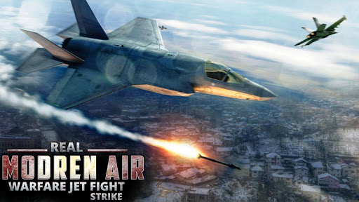 Real Modern Air Warfare 3D Tank Jet Fighter Strike 1.1 screenshots 1