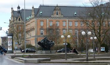 Photo: Johannes Brahms Platz