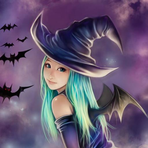 Halloween Sticker Photo Editor 遊戲 App LOGO-硬是要APP