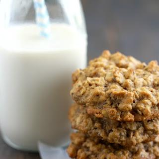 Oatmeal Applesauce Cookies..