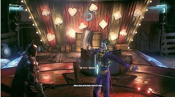 KnightCheats Batman Arkham - náhled