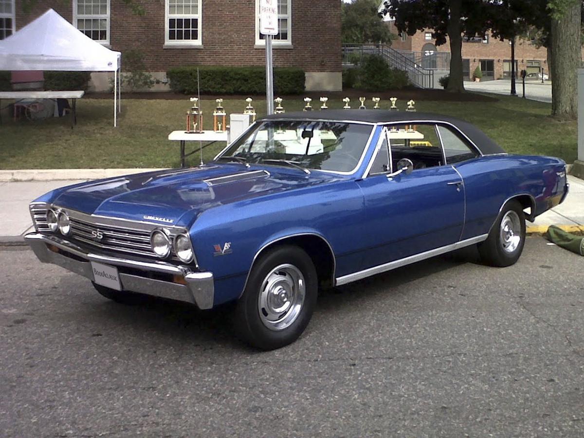 1967 Chevrolet Chevelle Ss Hire Torrington
