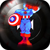 Captain Soldier America Run