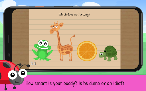 The Moron Test: Challenge Your IQ with Brain Games screenshots 5