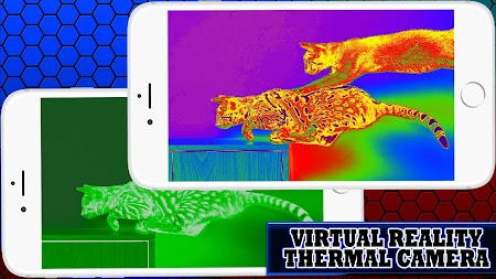 Virtual Reality Thermal Camera APK screenshot thumbnail 3