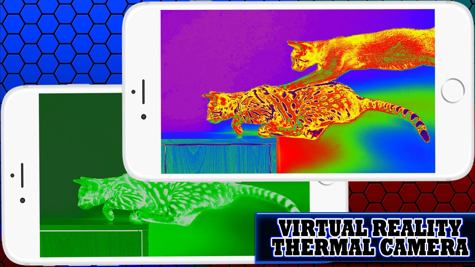 virtual reality thermal camera android apps on google play. Black Bedroom Furniture Sets. Home Design Ideas
