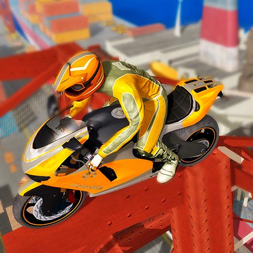 Download Tricky Bike Stunts: Park Like a Boss