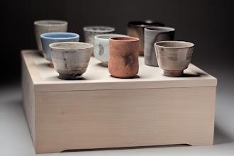 "Photo: Stefan Andersson ""Group of Nine"" (2011, h:6-8cm)"